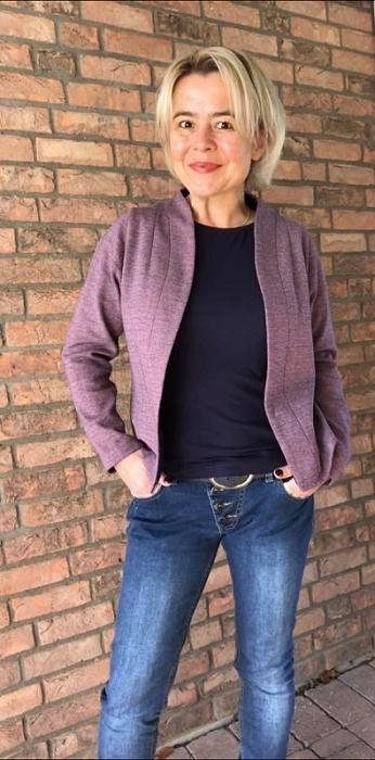 Wardrobe Basic aus Jacquard